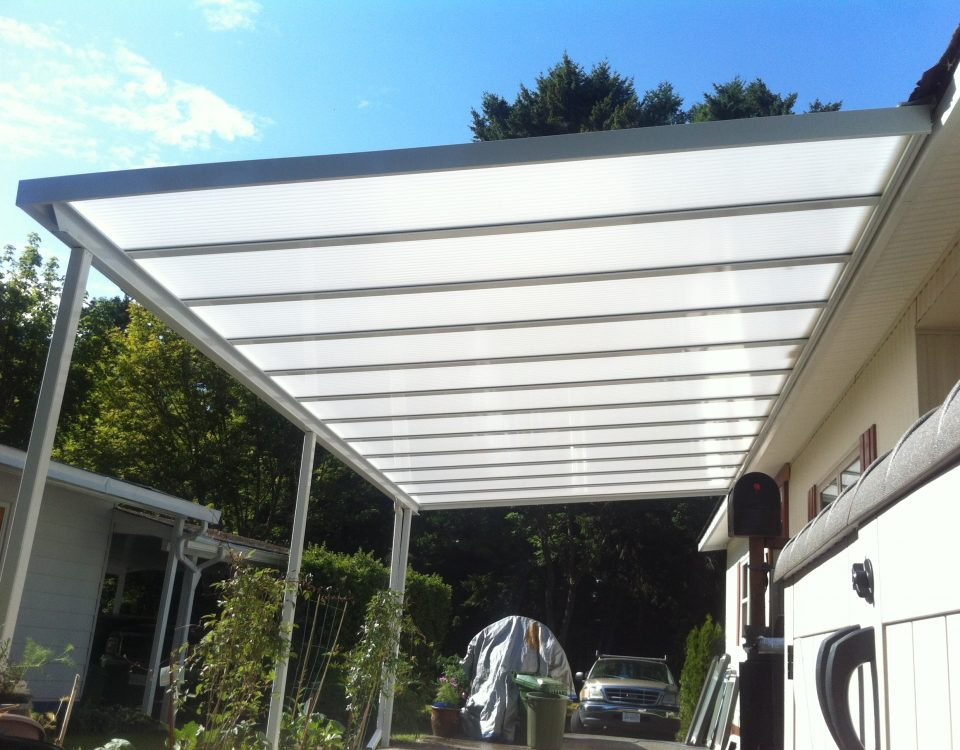 standard patio cover