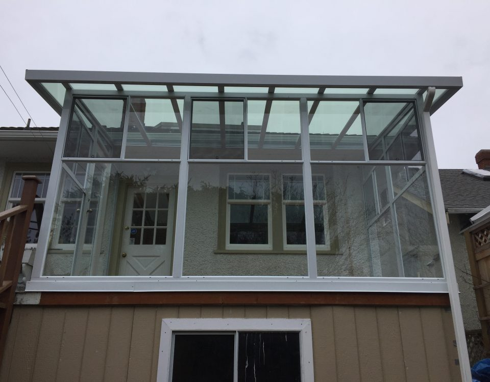 Upper Deck Sunroom