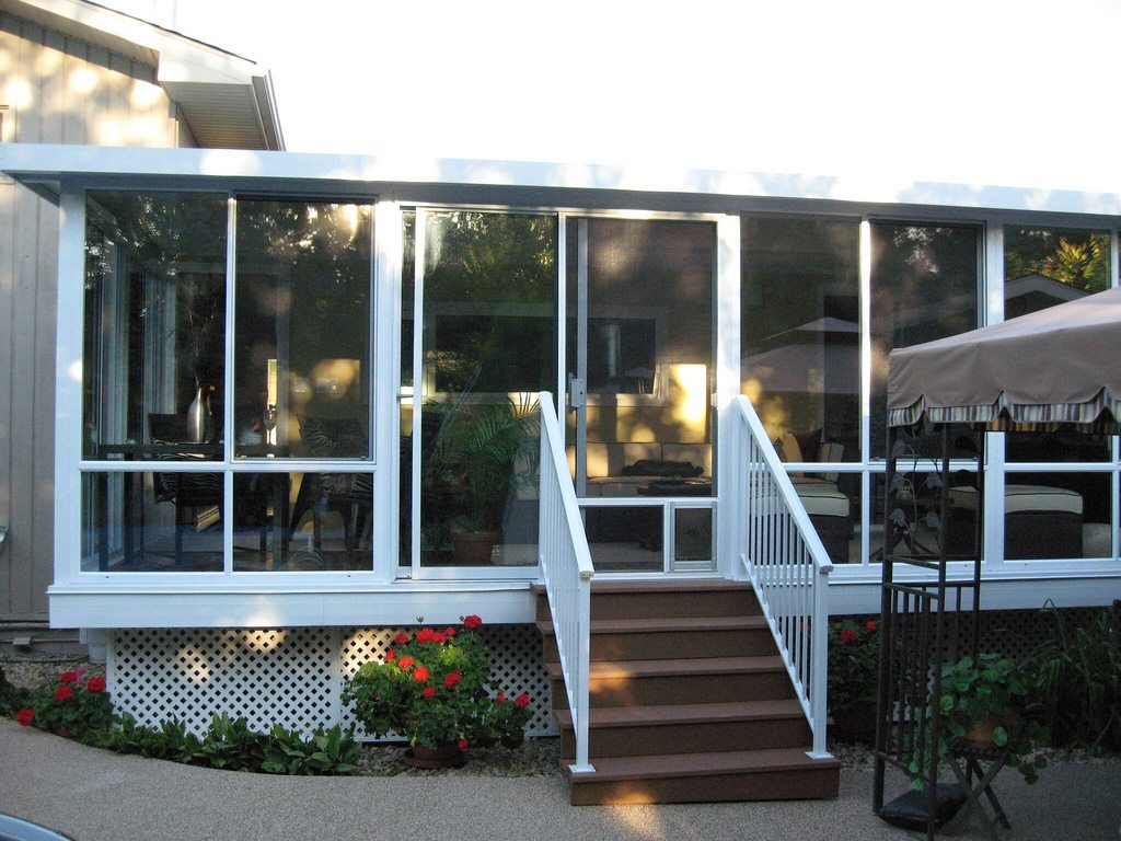 Photos Of Sunrooms In Victoria Bc Pacific View Windows