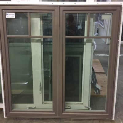 Milgard Tuscany Casement window